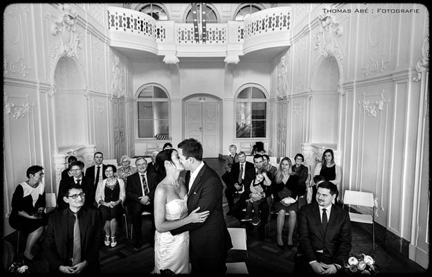 Heiraten auf Schloss Ettersburg